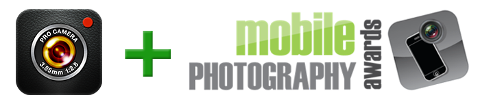 mobile photo awards and procamera