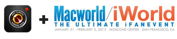 Mobile Masters MacWorld banner