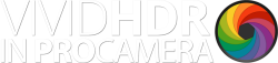 VividHDRinProCamera_Logotype