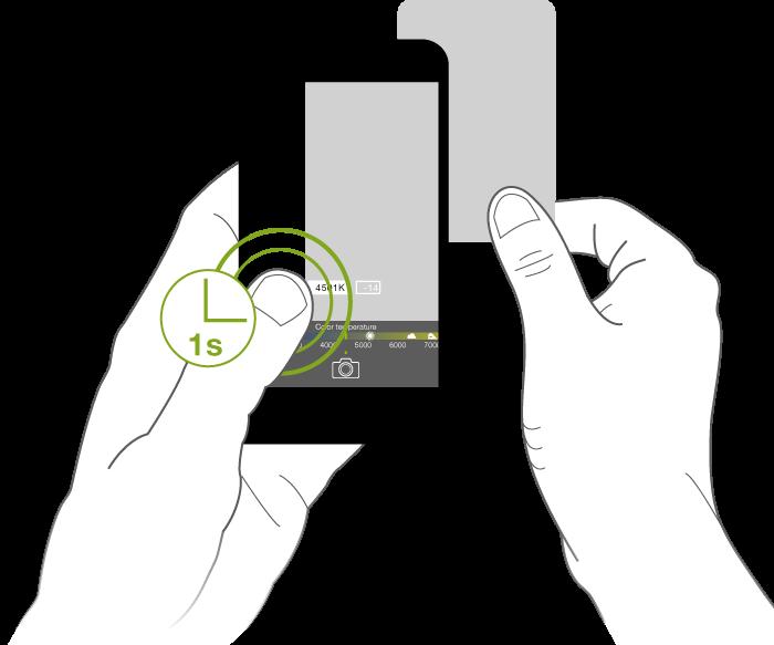 ProCamera Graukarte