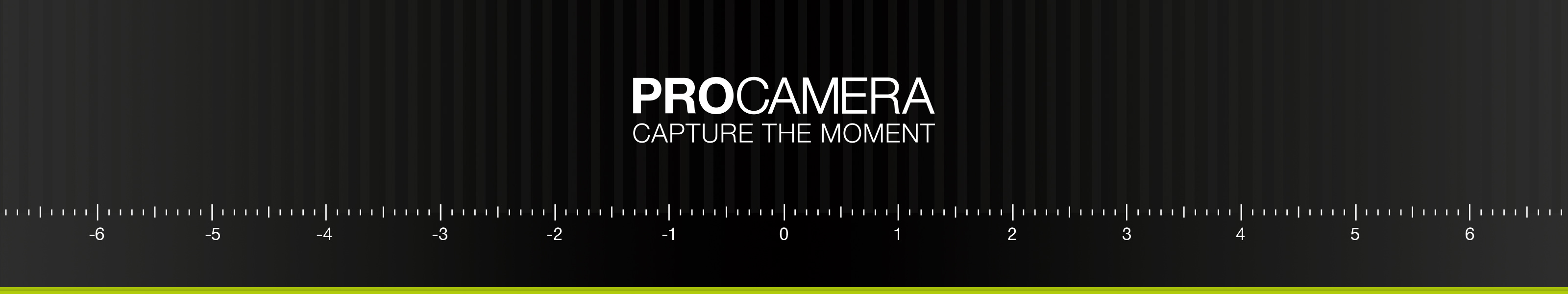 ProCamera - Capture the moment