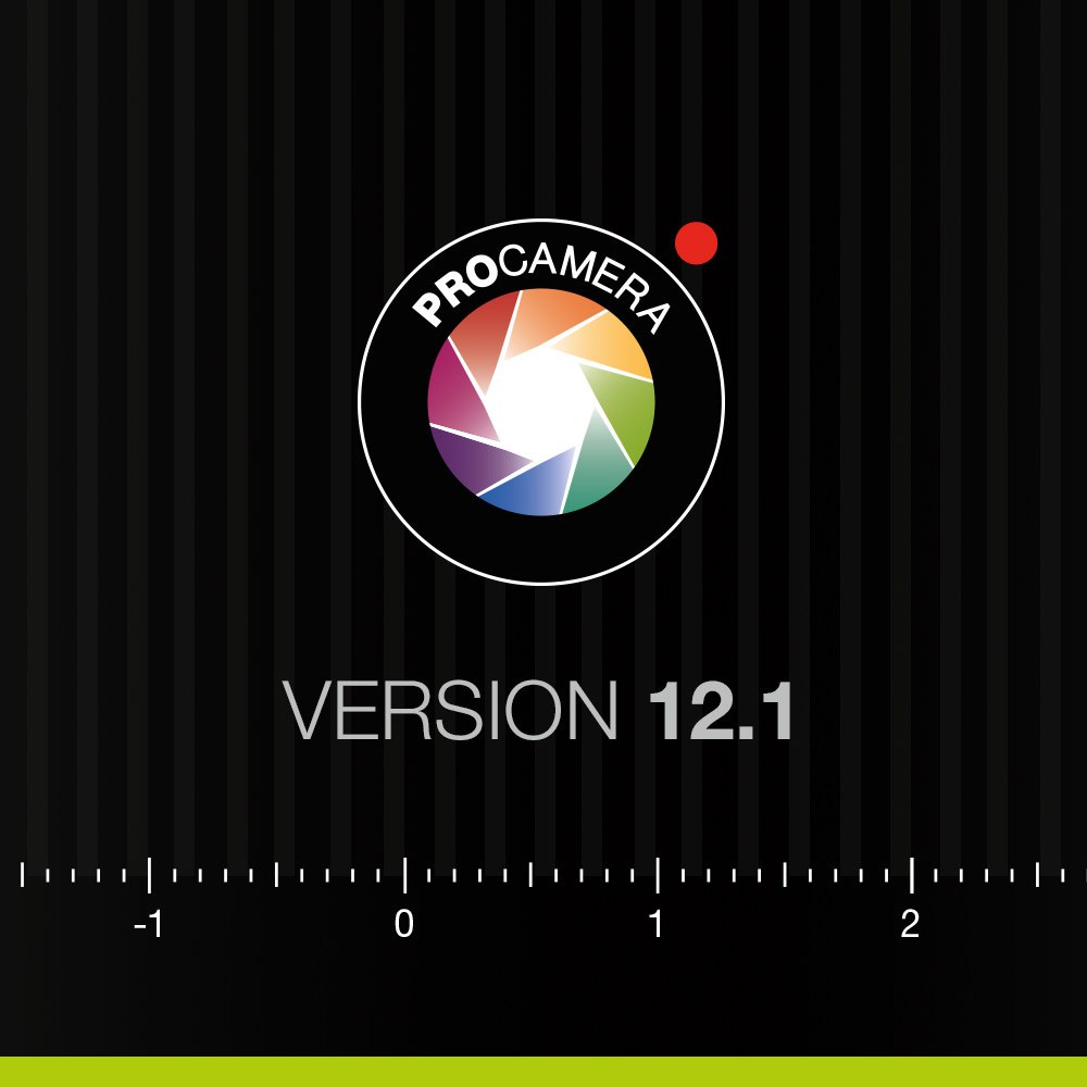 What's New in ProCamera v12 1 – Focus Peaking, Low Light