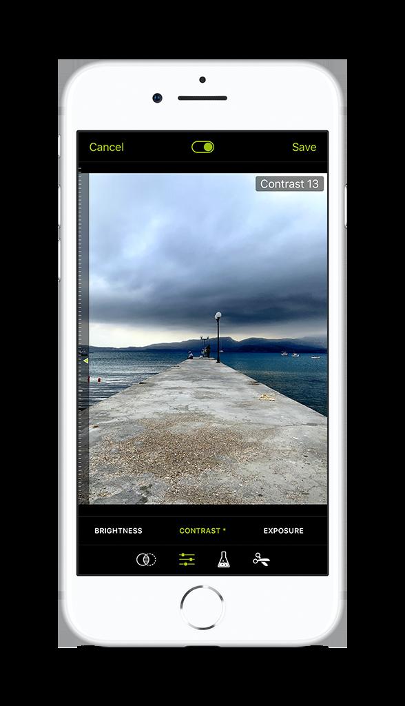 ProCamera App - Enjoy mobile photo editing at its best