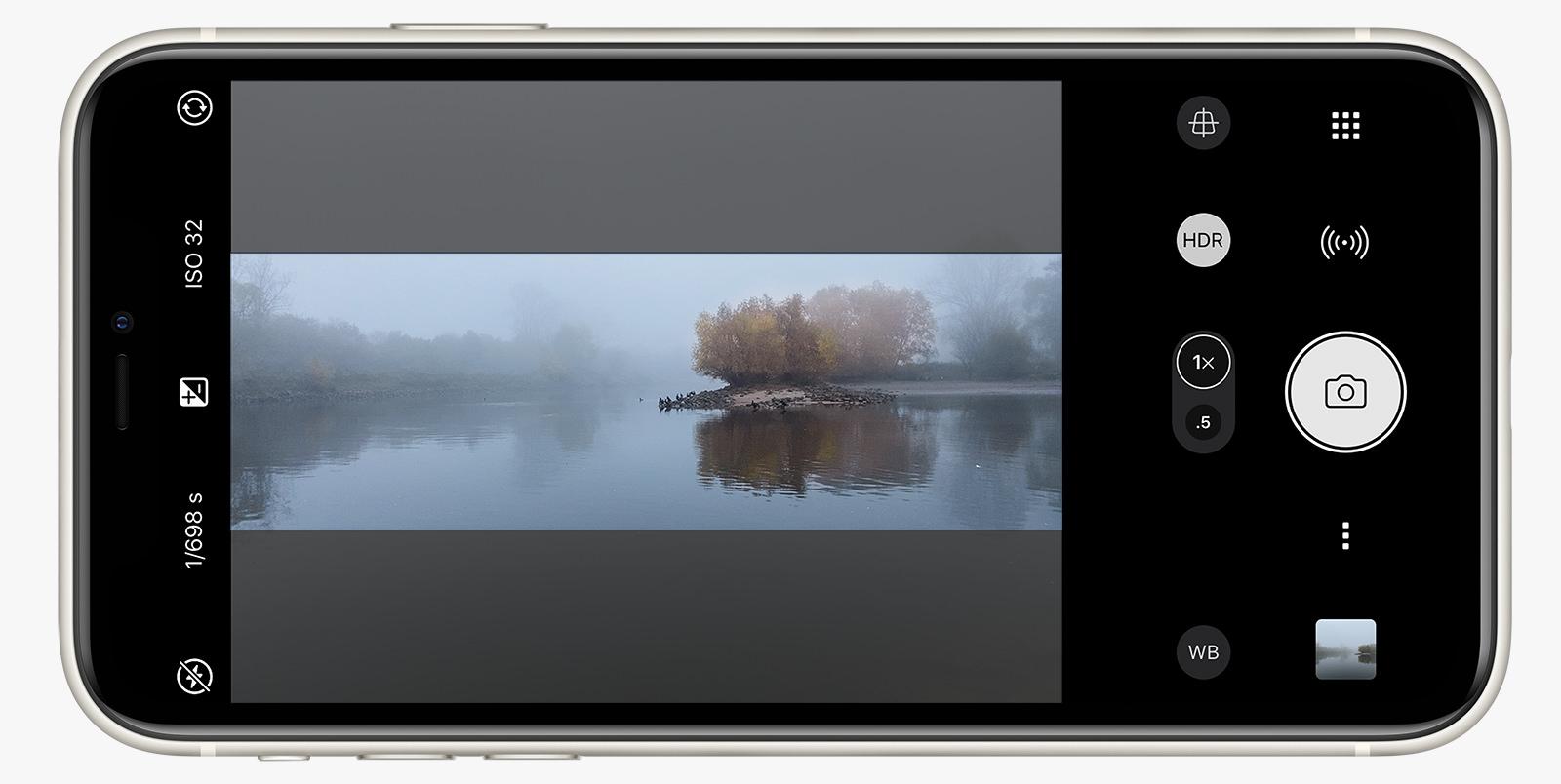 ProCamera 3x1 Capture Format