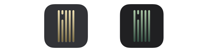 ProCamera App Icons December 2019