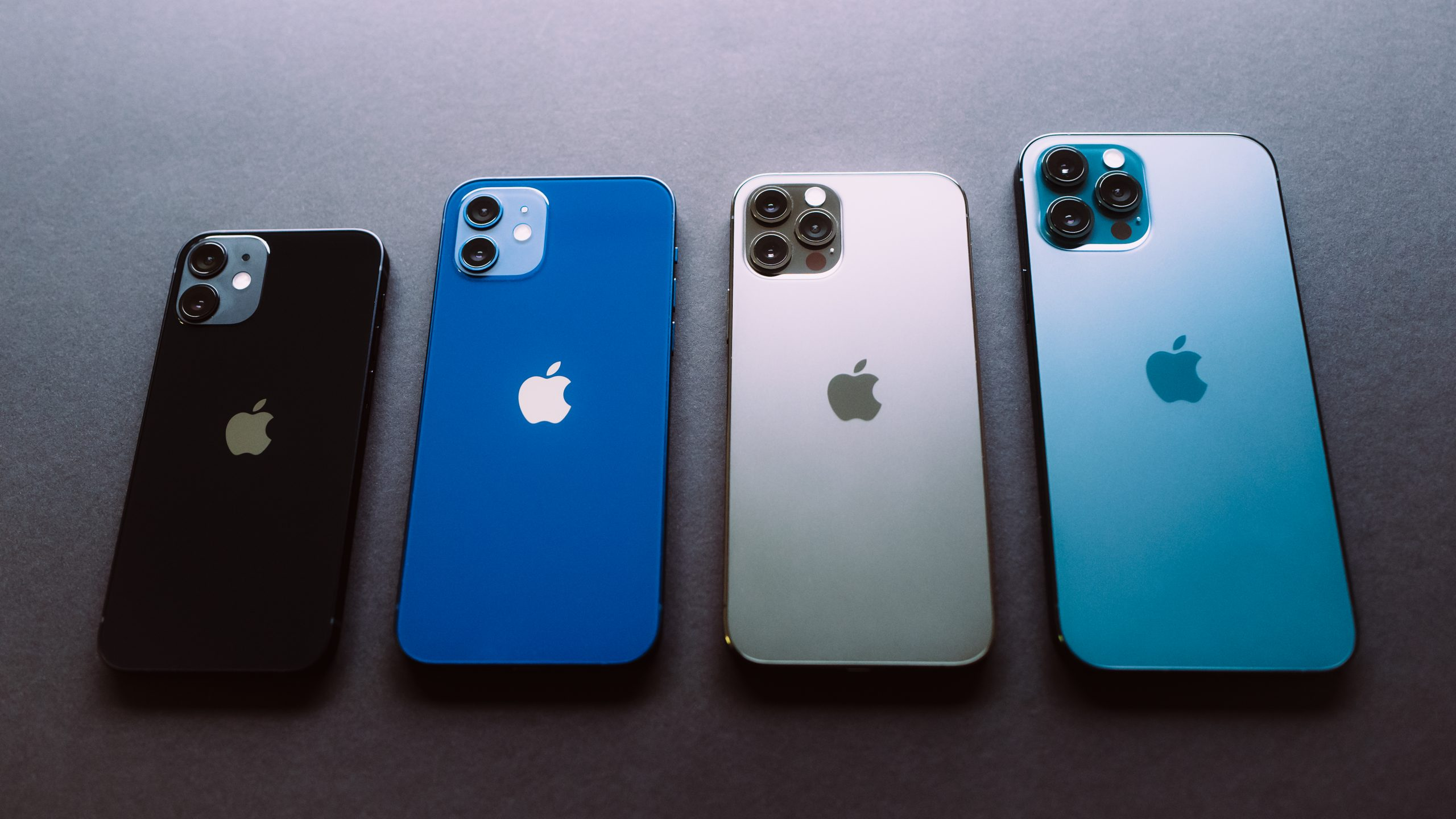 Apple iPhone 12 models