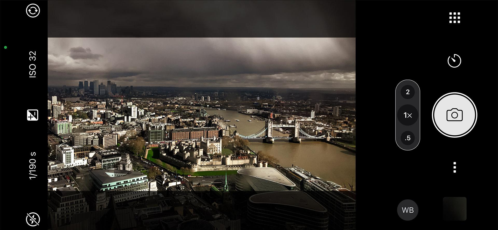 Widescreen 2:1 Panorama Format