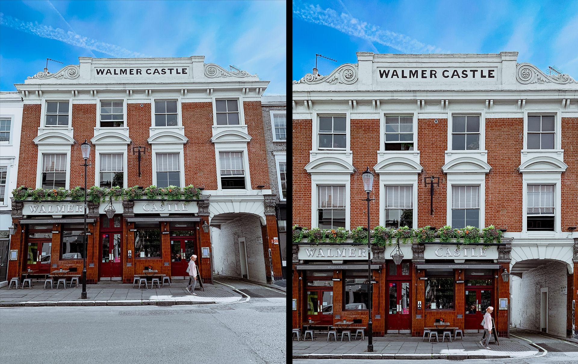ProCamera APC Perspective Correct Feature